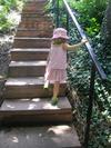 Zoe_stairs